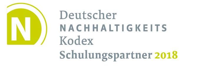 Deutscher Nachhaltigkeits Kodex Schulungspartner 2016