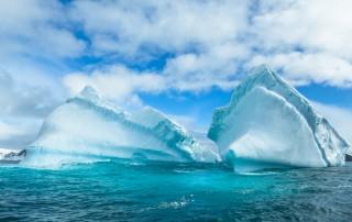 Werte und Kultur sind oft unsichtbar, dafür aber umso wirkmächtiger - ebenso wie der tragende Teil des Eisbergs